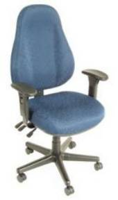 Persona Chair Blue