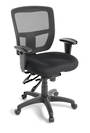 Citizen Mesh Back Chair, HA & Soft Wheel Braking Castors